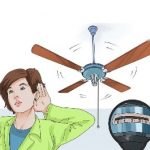How to Fix a Noisy Ceiling Fan without Breaking a Sweat?