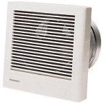 Panasonic FV-08WQ1 WhisperWall 70 CFM Wall Mounted Fan Review: My Answer to Ventilation Problems!